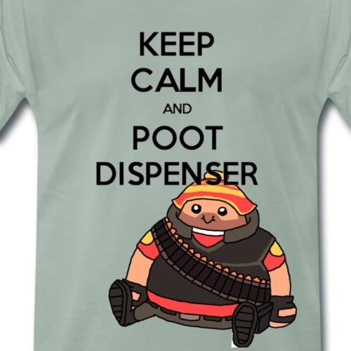 pootis - Mannen Premium T-shirt