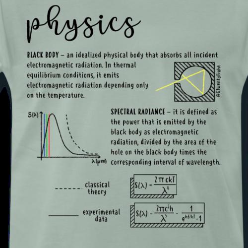 Radianza spettrale 2 - Maglietta Premium da uomo