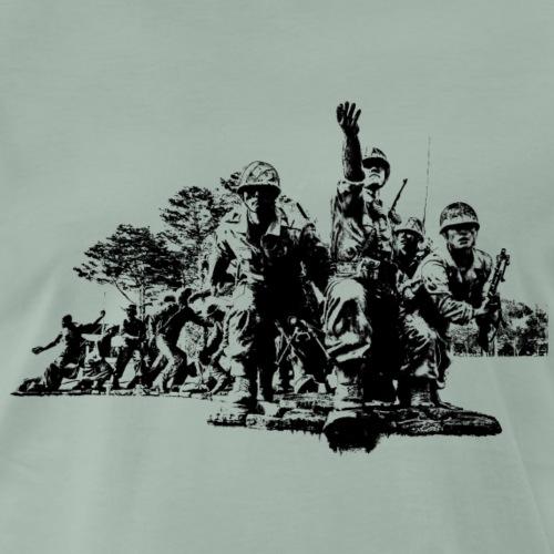 Korean War - Männer Premium T-Shirt