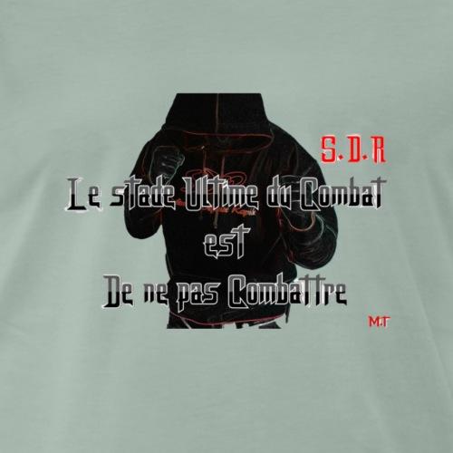 S.D.R ( Système de Défense Rapide - T-shirt Premium Homme