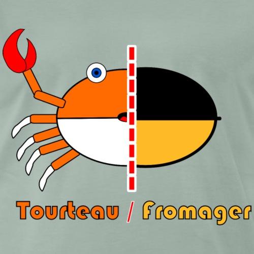 Tourteau fromager - T-shirt Premium Homme