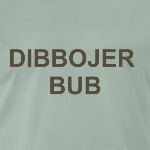 Dibbojer Bub - Männer Premium T-Shirt