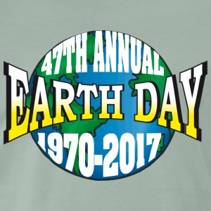 Earth Day 2017 - Premium-T-shirt herr