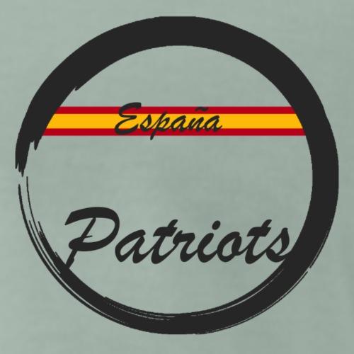 Círculo de Patriots España - Camiseta premium hombre