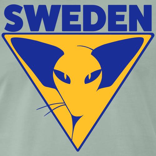 SIAMES/ORIENTAL SWEDEN - Premium-T-shirt herr