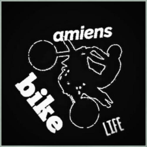AMIENS BIKE LIFE - T-shirt Premium Homme