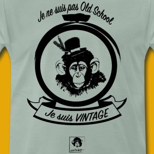 Vintage - T-shirt Premium Homme