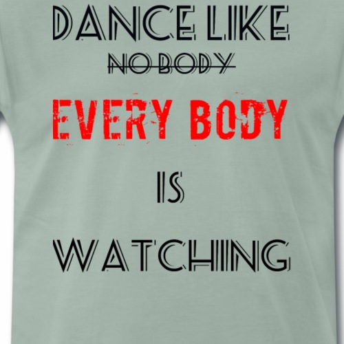 All eyes on yoi - Men's Premium T-Shirt