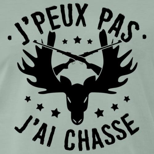 T-shirt pour Chasseur - J'peux pas j'ai Chasse - T-shirt Premium Homme