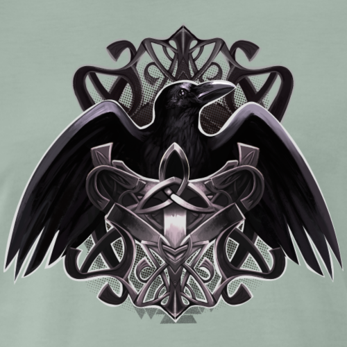 crown - Camiseta premium hombre