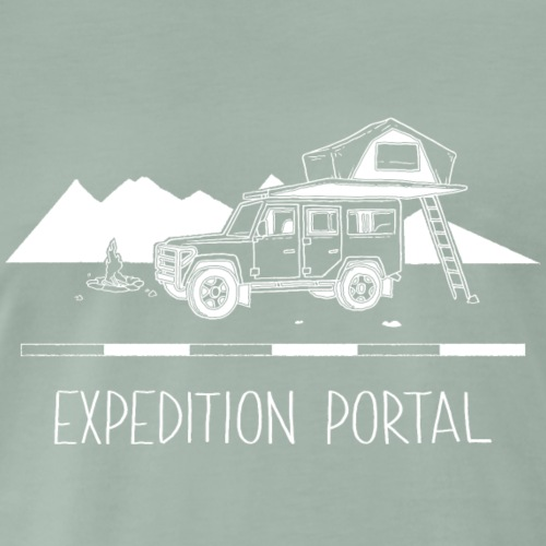 ExPo Rooftent - Männer Premium T-Shirt