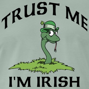 Trust Me I'm Irish - Men's Premium T-Shirt