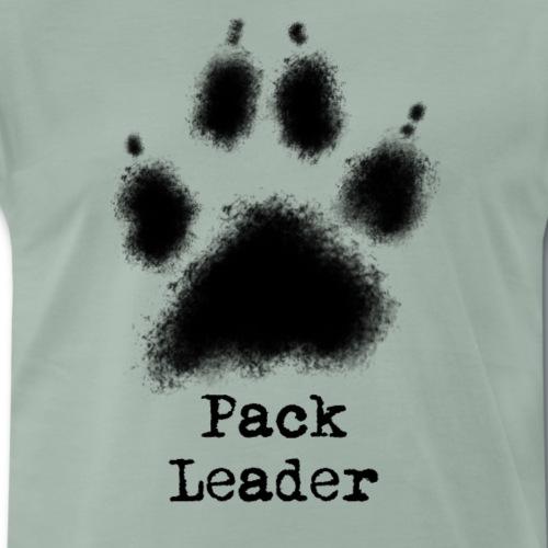 Pfote-Packleader - Männer Premium T-Shirt