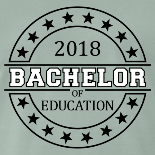 Bachelor of Education 2018 - Männer Premium T-Shirt