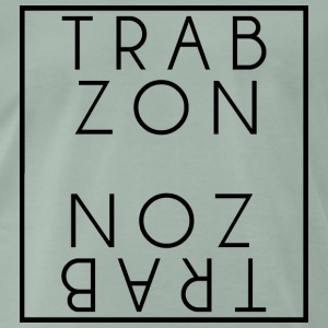 Trabzon Squared - T-shirt Premium Homme