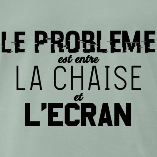 Le vrai problème - T-shirt Premium Homme