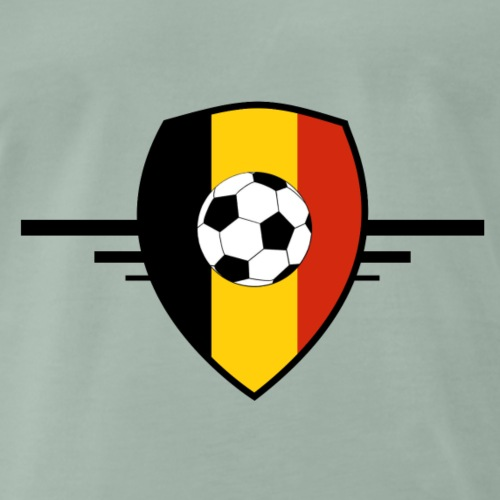 Football Belge - T-shirt Premium Homme