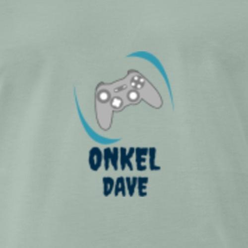 Onkel Dave Logo Shirt - Männer Premium T-Shirt