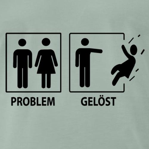Problem - Männer Premium T-Shirt
