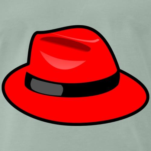 hat-308779_1280 - Premium-T-shirt herr