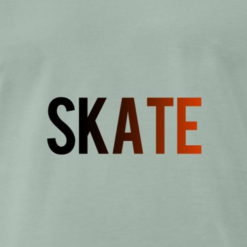 SKATE - Mannen Premium T-shirt