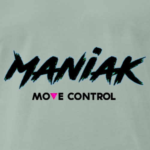 ManiaK 2017 Black - Männer Premium T-Shirt