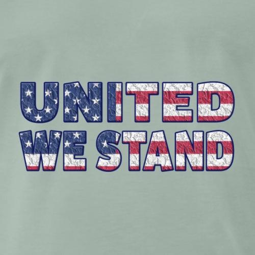 United We Stand - Männer Premium T-Shirt