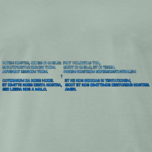 Vaterunser - Männer Premium T-Shirt