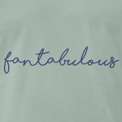 Fantabulous - Premium-T-shirt herr