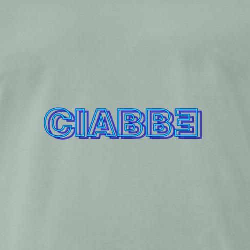 CIABBE - Maglietta Premium da uomo