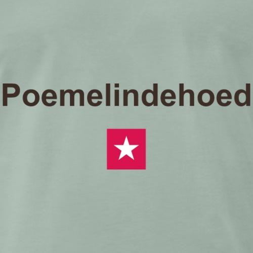 Poemelindehoed mr def b - Mannen Premium T-shirt