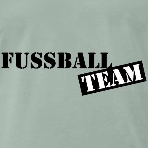Fussball Team - Männer Premium T-Shirt