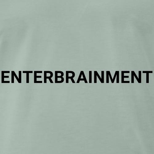 ENTERBRAINMENT - Männer Premium T-Shirt