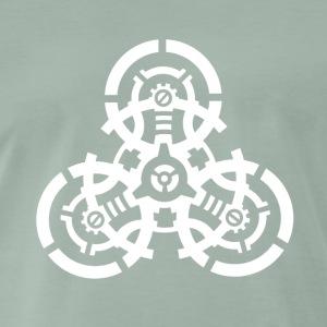 Optic Drift - Männer Premium T-Shirt