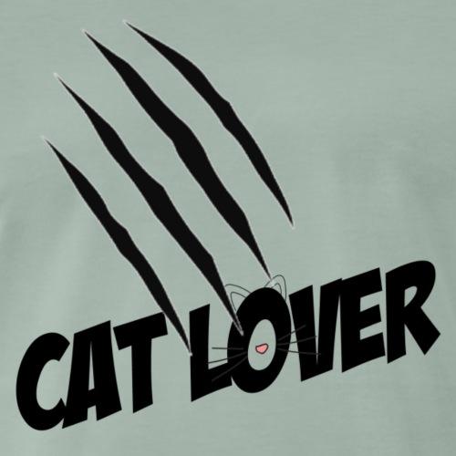 Cat Lover - Men's Premium T-Shirt