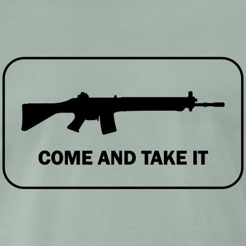 Come and take it Swiss Edition - Männer Premium T-Shirt