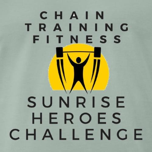 Sunrise Heroes - Men's Premium T-Shirt