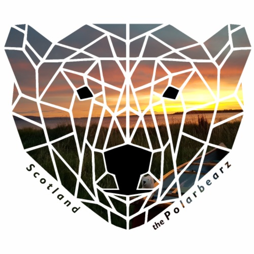 thePolarbearz Scotland Design - Männer Premium T-Shirt