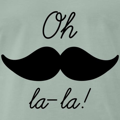 Oh La-La (France) - Mannen Premium T-shirt