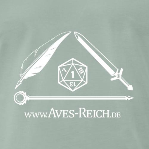 Aves Reich - Männer Premium T-Shirt