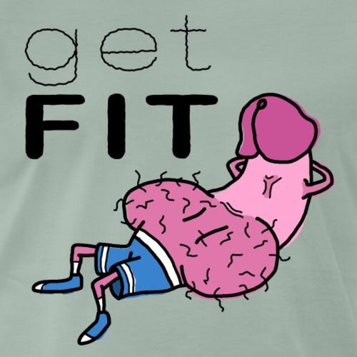 Get Fit - Koszulka męska Premium
