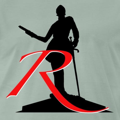 R wie Regensburg: Don Juan - Männer Premium T-Shirt
