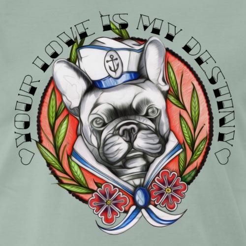 French-Sailor-Bully - Männer Premium T-Shirt