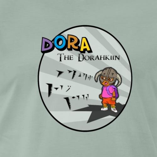 Dorahkiin - T-shirt Premium Homme