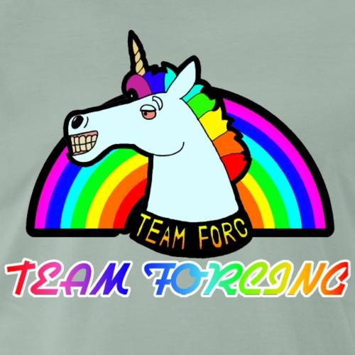 Logo officiel de la team forcing - T-shirt Premium Homme