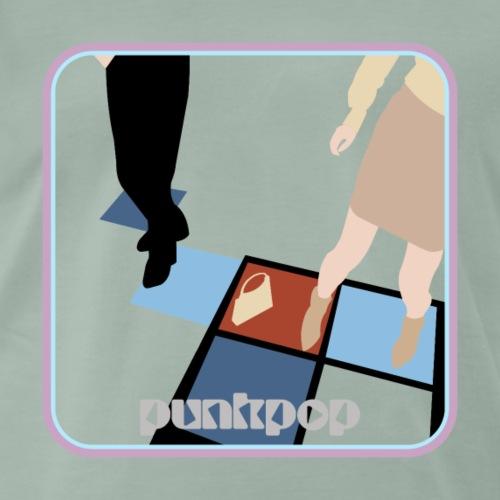 Pulp Disco PunkPop - Maglietta Premium da uomo