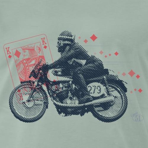 Moto Morini ReBello K - Maglietta Premium da uomo
