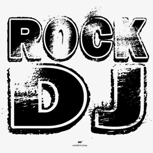 Rock DJ - Männer Premium T-Shirt