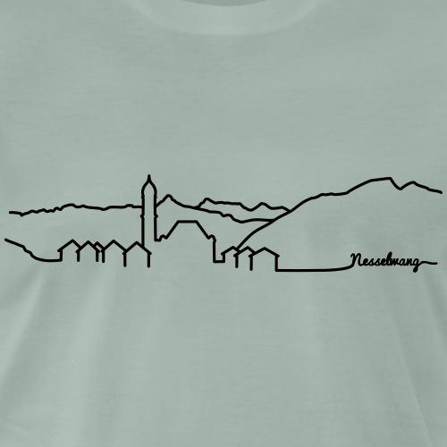 Nesselwang - Männer Premium T-Shirt