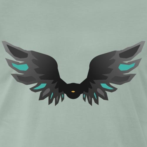 Vole d'oiseau - T-shirt Premium Homme